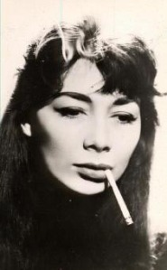 Juliette Greco, pic from IonArts.blogspot.com