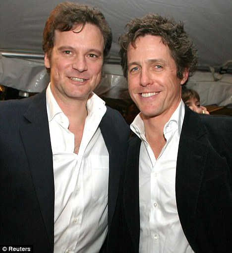Angel and Spike would have to play the Colin Firth and Hugh Grant characters ...
