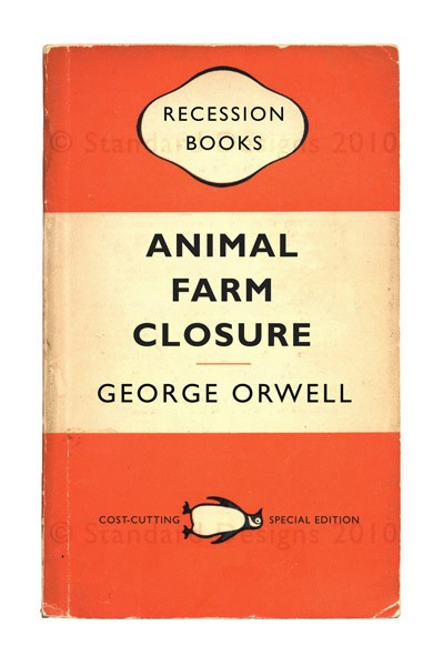 1984/Animal Farm Essay Sample