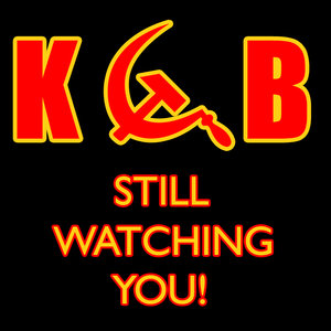 So that's what happened to the KGB
